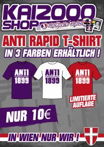 Anti Rapid T-Shirts