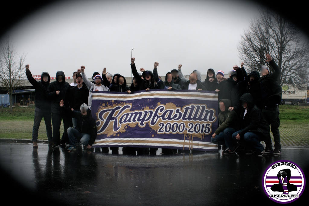 15 Jahres-Jübiläumsfahrt nach Ried, November 2015