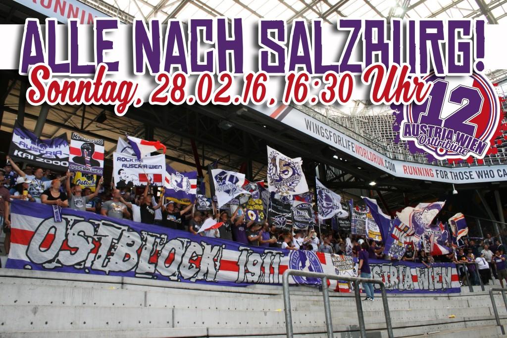Salzburg away